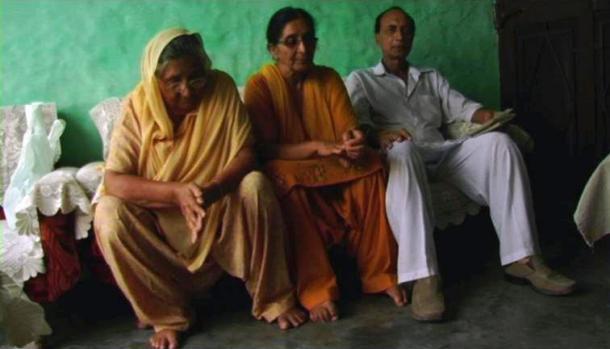 Padres de Babu